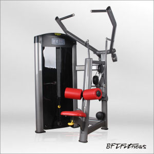 Lat Pulldown & Low Row Machine, Lat Pully, New Perfect Pull up Gym Bft-3004 pictures & photos