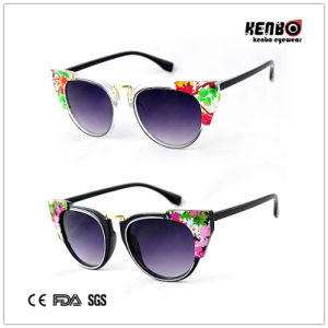 New Design Fashion Sunglasses with Nice Patterned for Accessory. Kp50291 pictures & photos