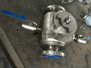 API6d Forged Trunnion Type Pig Valve pictures & photos