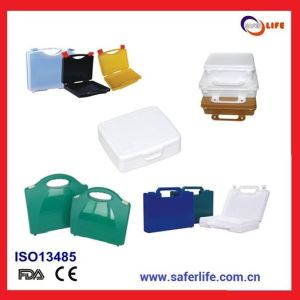 2015 Medical Hospital Empty Car Plastic Tool Box Boxes PP Wholesalers Car First Aid Box pictures & photos