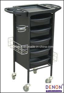 Five Layers ABS Material Hair Trolley Dn. A182 pictures & photos