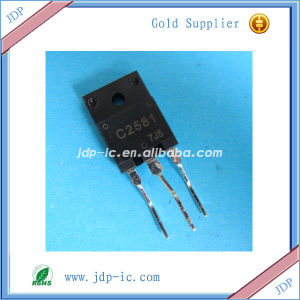Transistor C2581 Integrated Circuits Original and New IC pictures & photos