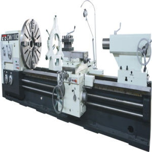 Horizontal Manual Large Lathe Cw-61125c pictures & photos