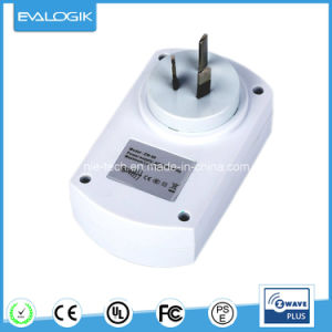 CE Vertificate Plug Socket for Smart Home (ZW68) pictures & photos