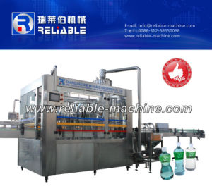 Automatic Bottle Drinking Water Production Line / Drinking Water Bottling Line pictures & photos
