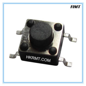 SMD Tact Switch (TS-1102S) pictures & photos