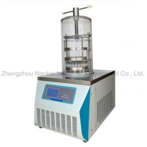 Lab Vacuum Freeze Dryer Machine Lyophilizer Price for Sale pictures & photos