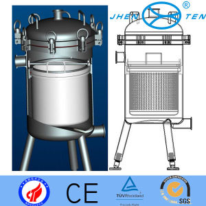 Jacket Basket Type Filter for Food Grade pictures & photos