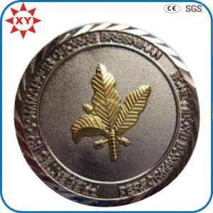 Souvenir Giffts 3D Customize Metal Challenge Coin pictures & photos