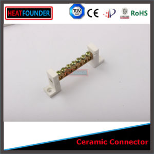 High Temperature Ceramic Terminal Block (7 pole) pictures & photos