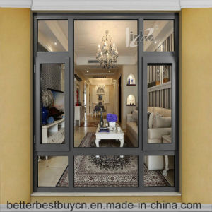 High Quality with Reasonable Price Casement Aluminium Window pictures & photos
