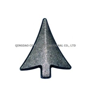 Railing Spearhead MJ. 078 Wrought Iron Gate Spear pictures & photos