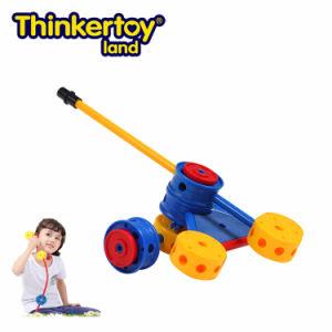 Thinkertoy Land Blocks Educational Toy Military Series Long Range Strike Artillery (M6602)
