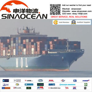 Safe Shipping Service From China to Dubai
