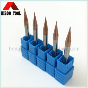 HRC60 Best Quality Carbide Micro Ball End Mill for Steel pictures & photos