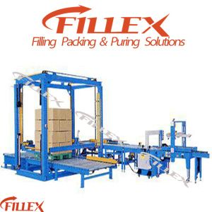 Auto Low Bed Palletizers From Fillex pictures & photos
