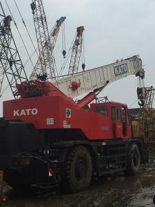 Used Second-Hand Hyraulic Japanse Kato Mobile Crane 50tons