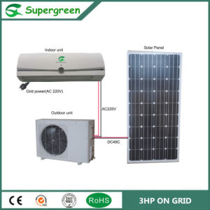 Acdc Dual Power 3HP Solar Air Conditioner