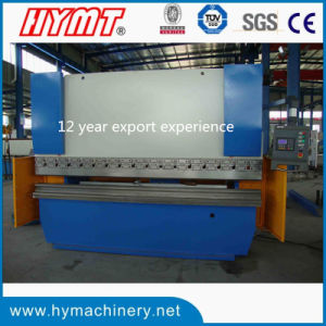 Wc67k-200X3200 Simple CNC Hydraulic Steel Plate Bending Machine pictures & photos