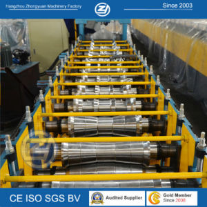 Light Weigth Europe Standard CE Certificated Ridge Cap Forming Machine pictures & photos