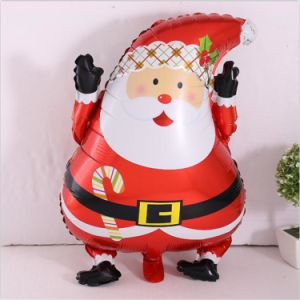 OEM Specially Design Christmas Foil Balloon pictures & photos