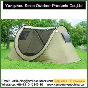 2 Person Transparent Camping Ez Twist OEM Pop up Tent pictures & photos