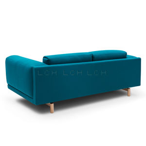 European Style Swell Two Seater Sofa pictures & photos