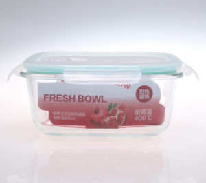 OEM High Quality Glass Lunch Box pictures & photos