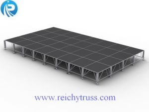 Adjustable Stage for Different Kinds of Event, with High Quality and Good Price pictures & photos