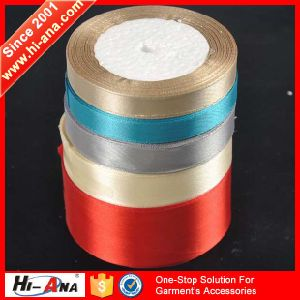 Free Sample Available Various Colors Satin Ribbon pictures & photos