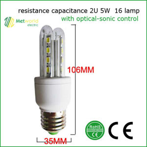 2u 16 Lamp 5W LED Energy-Saving Lamps pictures & photos