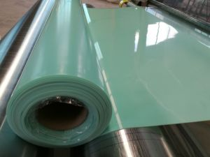 Silicone Rubber Sheet, Silicone Sheet, Silicone Sheeting Made with 100 % Virgin Silicone with Kinds of Color pictures & photos