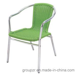 PE Rattan + Aluminium Tube Garden Leisure Chair pictures & photos