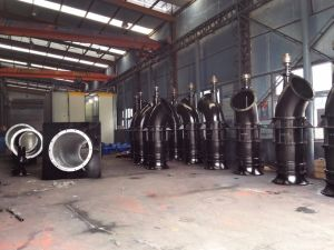 High Quality with Lower Price Vertical Axial- (Mixed) -Flow Pump pictures & photos
