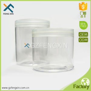 The Most Sellable Food Grade 1000ml Plastic Jar for Packing Candy pictures & photos