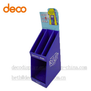 Paper Cardboard Display Counter Top Diisplay Box pictures & photos