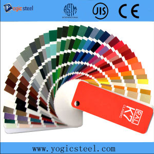 Over Stock Ral PPGI/PPG pictures & photos