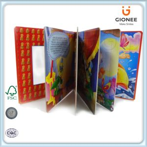 Children Puzzle Book Printing, Hardcover Puzzle Book pictures & photos