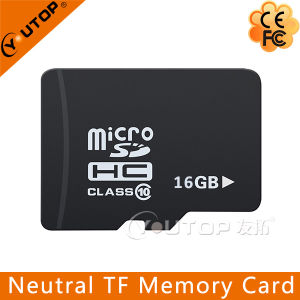 Wholesale Neutral C10 Micro SD TF Memory Card 16GB pictures & photos