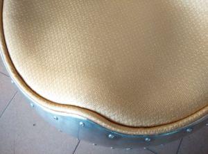 Retro Style Aluminum Apple Chair pictures & photos