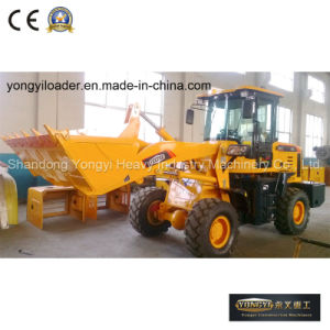 Ce Approved 2 Ton Small Wheel Loader Front End Wheel Loader Mini Wheel Loader