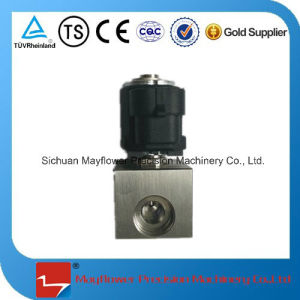 Chinese Supplier Stainess Steel Food Grade Electric Valve DC 12V pictures & photos