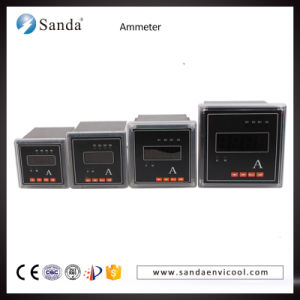 Digital Current Meter Red LED Ammeter pictures & photos