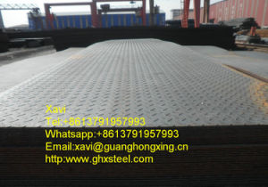 Checkered Hot Rolled Steel Plate, Checkered Plate Q235 pictures & photos