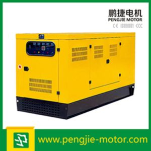 Soundproof Generator for Home 30kVA Powered by Weifang Engine Diesel Generator with ATS pictures & photos