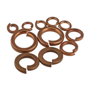 DIN127 Bronze Copper Flat Washer Gasket Ring pictures & photos