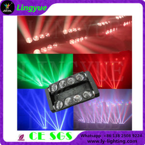8x10W RGBW Moving Head Beam LED Spider Disco Light pictures & photos