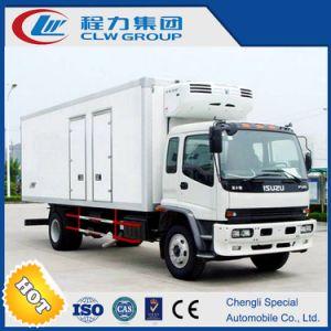 Isuzu Fvr Freezer Refrigerator Truck for Sale pictures & photos