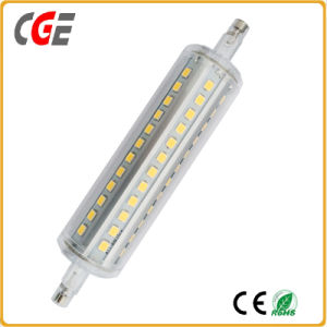 118mm 10W 1000lumens R7S LED Light Bulb 4014SMD pictures & photos