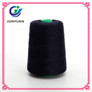 Factory Price Dyed Polyester Sewing Thread for Handbag pictures & photos